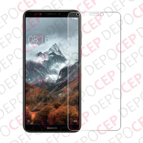 Huawei Y7 2018 Kırılmaz Koruyucu Ekran