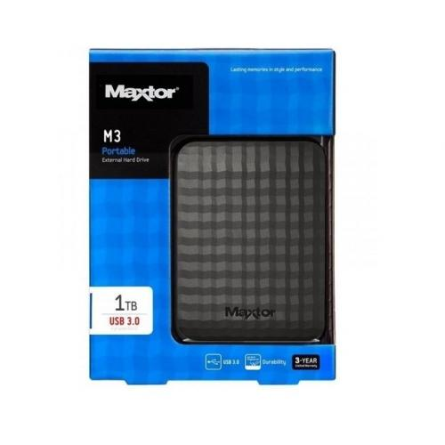 Maxtor 1 TB M3 USB 3.0 Taşınabilir Harddisk