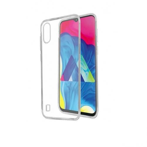 Samsung Galaxy A10 Silikon Şeffaf Kılıf