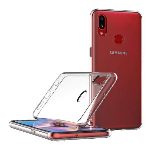 Samsung Galaxy A10S Şeffaf Silikon Kılıf