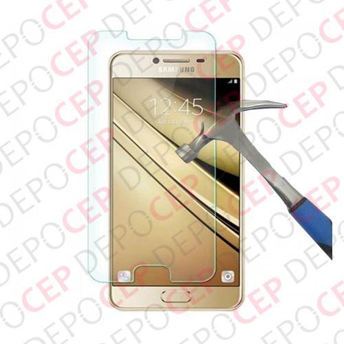 Samsung Galaxy C5 Ekran Koruyucu