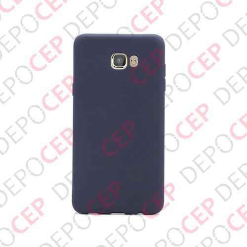 Samsung Galaxy C7 Silikon Kılıf