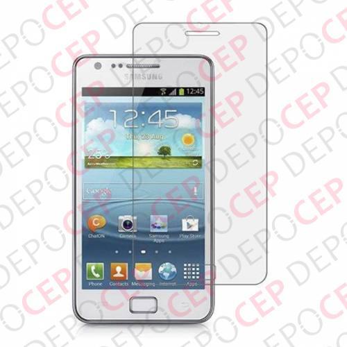 Samsung Galaxy S2 Kırılmaz Cam