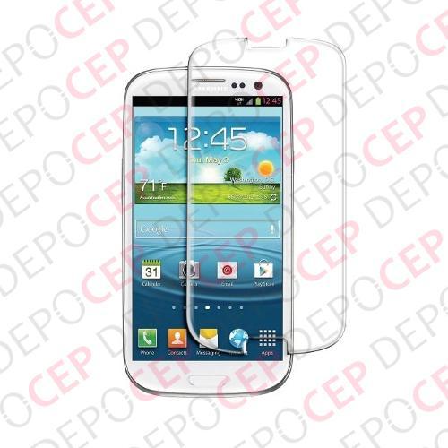 Samsung Galaxy S3 Kırılmaz Cam