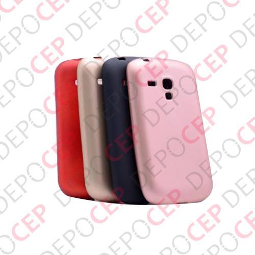 Samsung Galaxy S3 Silikon Kılıf