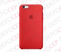 İphone 6/6S Silikon Kılıf Renkli
