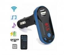 Kensa Araç Çakmaklık MP3 Çalar + Bluetooth