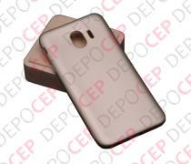 Samsung Galaxy J4 Silikon Kılıf