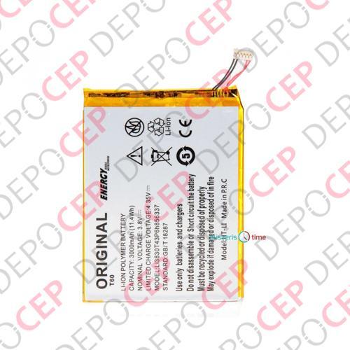 Vodafone Smart 6 Batarya Pil